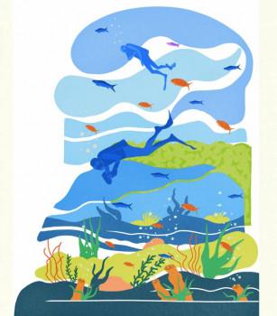 Уроки живописи и рисунка, digital art - water-1-a.jpg